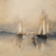 Peinture: The regatta